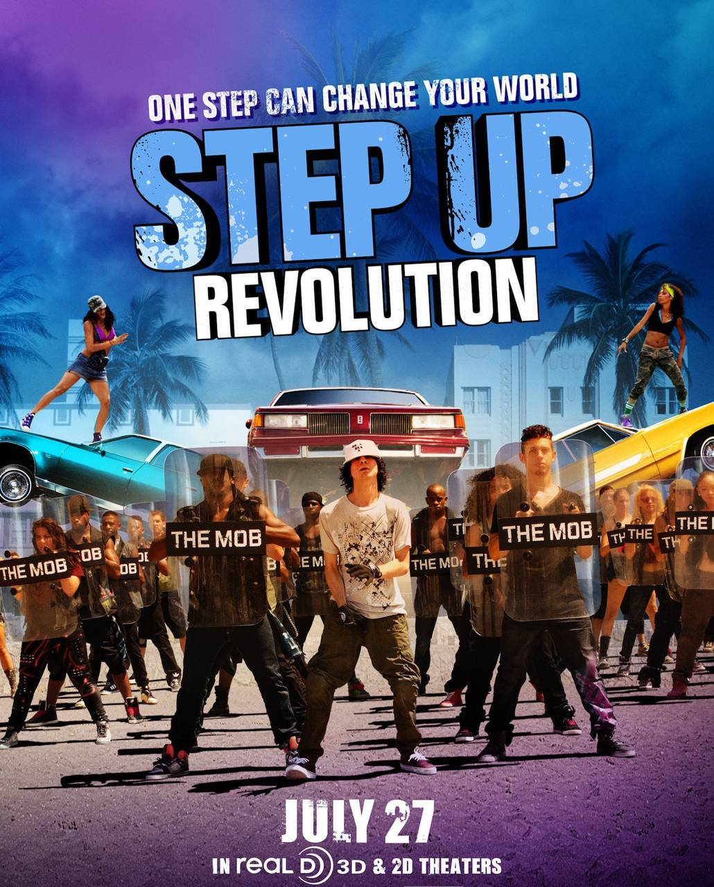 Step Up 4 Poster 2