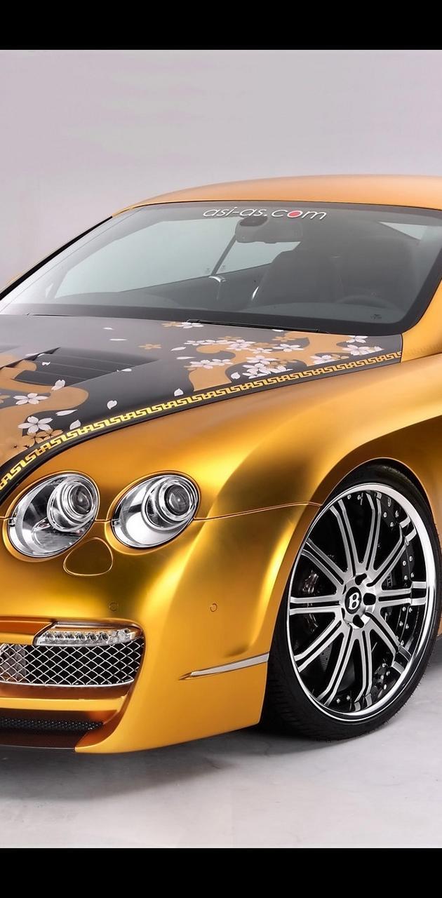 Asi Bentley Gold