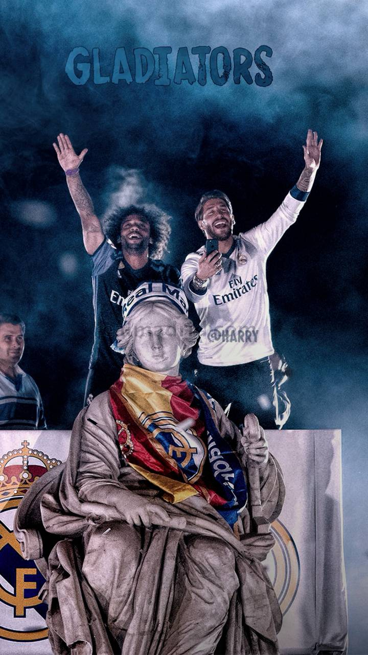 Ramos and Marcelo