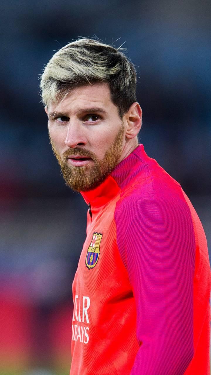 Lionel Messi FCB 5K