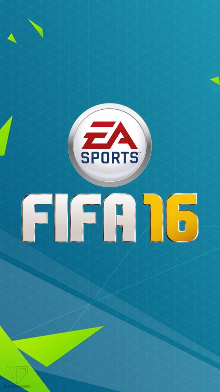 FIFA 16 Logo Wallpaper By Bakeer707