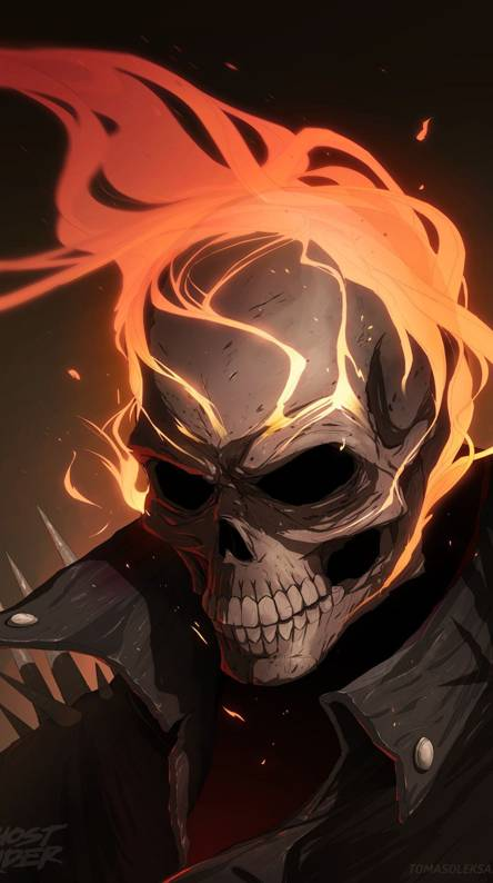 Ghost rider DNS