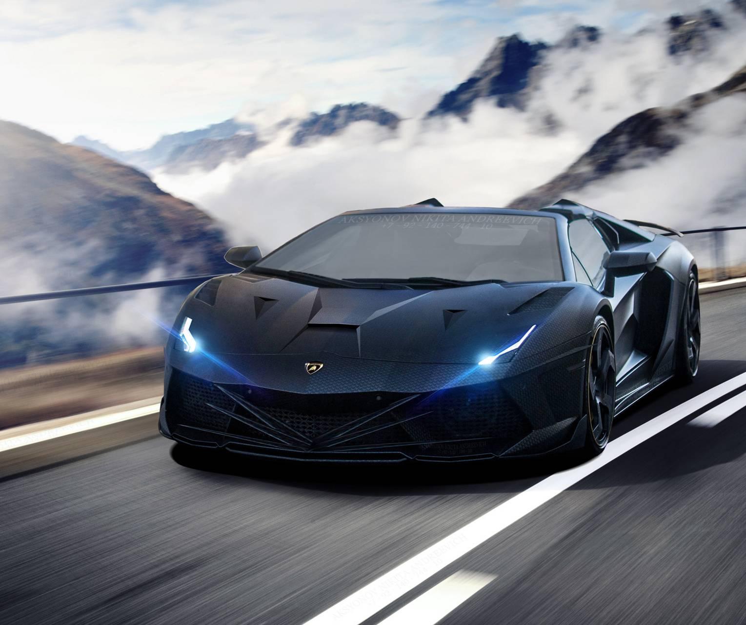 Lamborghini Aventadr
