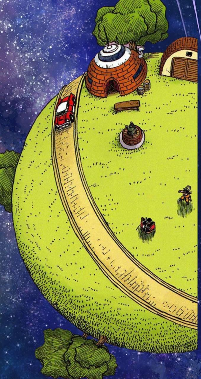 Planete du kaio