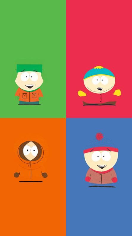 South Park colors 2