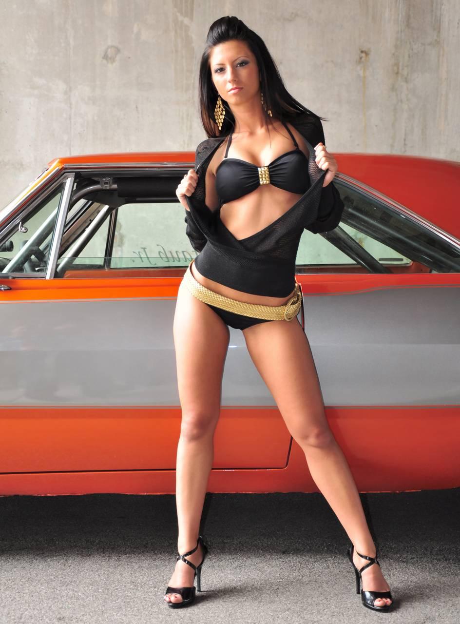 Dodge Bikini Model