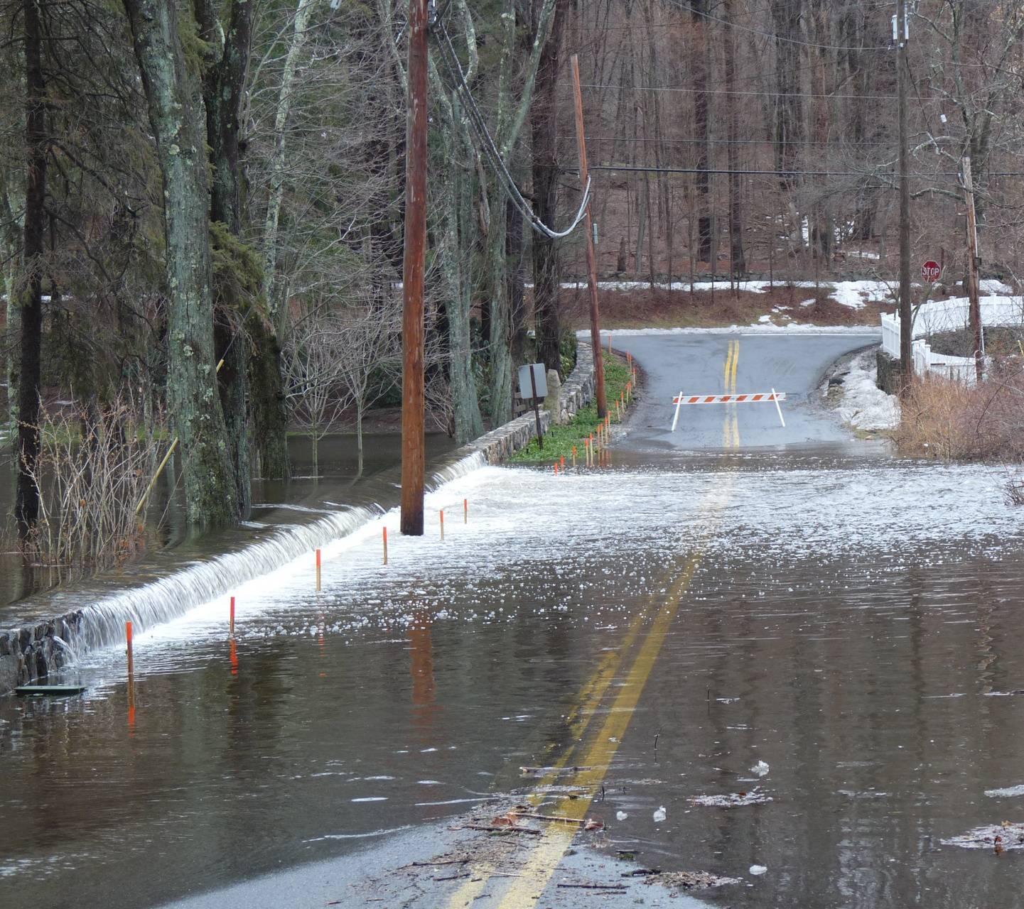 Roads Closed