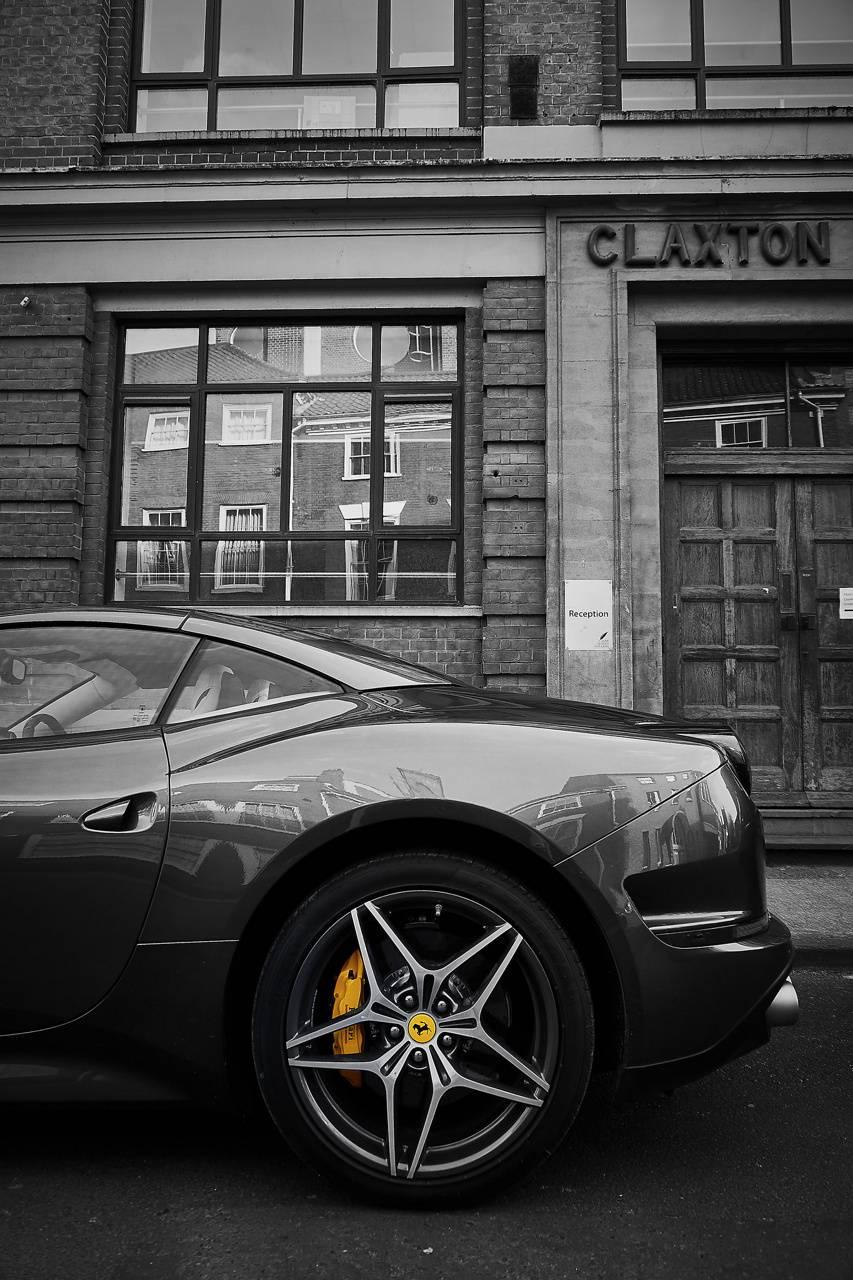 Ferrari Brakes