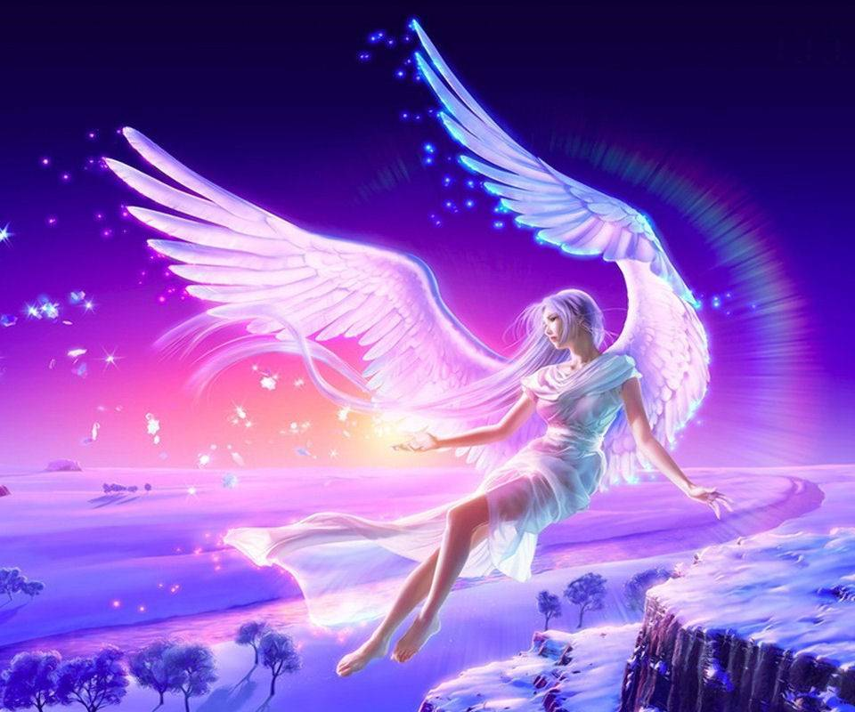 Angel Rainbow