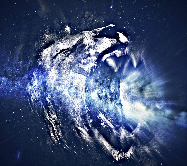 space lion roar