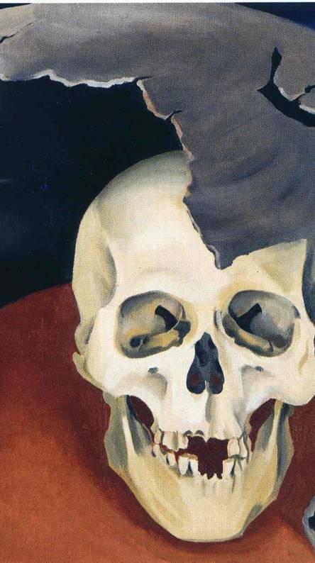 Head With Broken Pot
