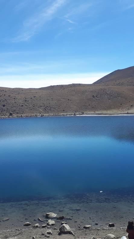 Laguna Nevado Toluca