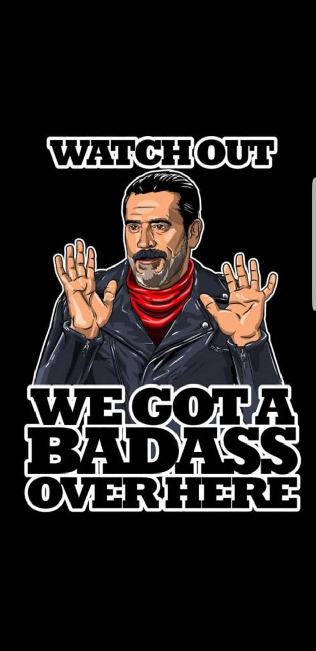 Negan Badass