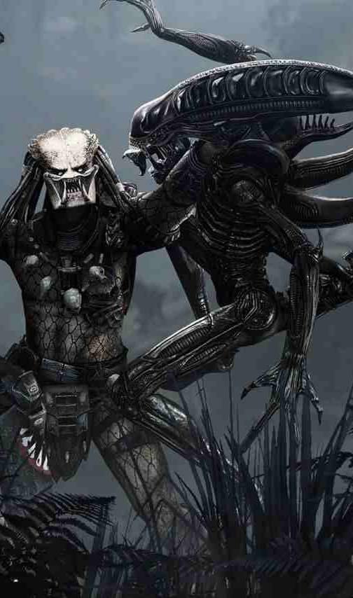 Predator Vs Aliens