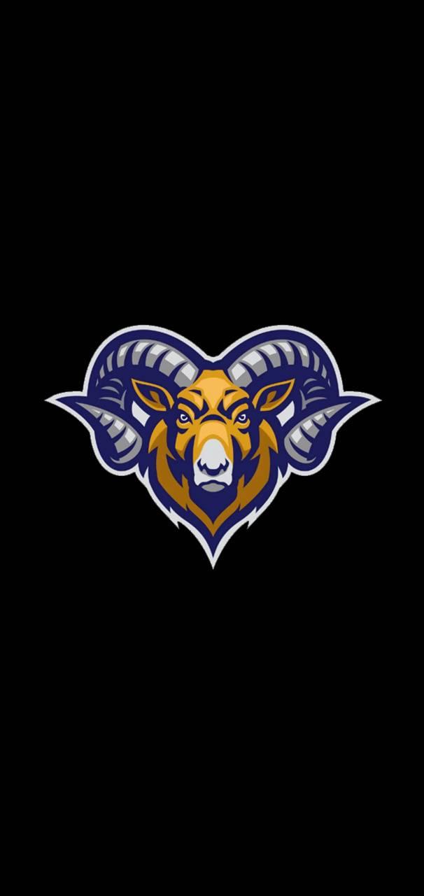 Goat gamer logo