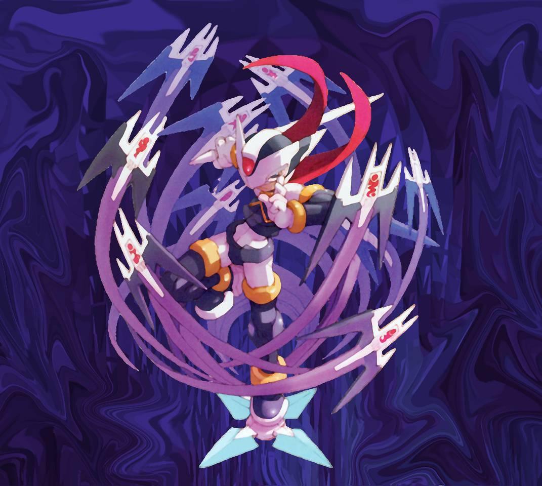 Phanton Megaman Zero