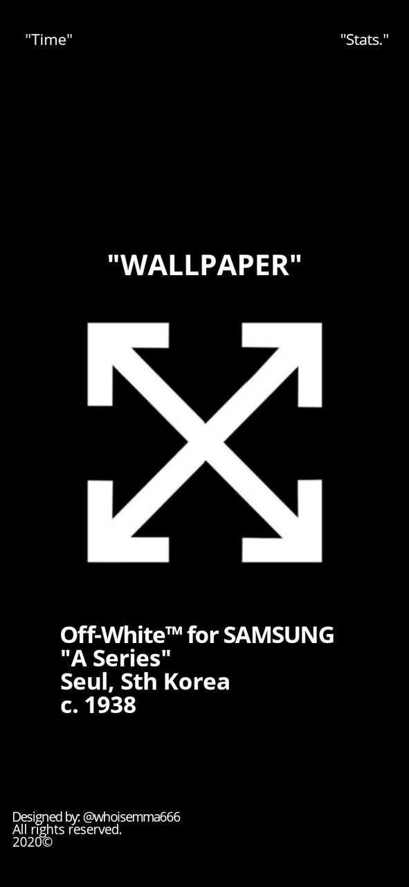 Off White Samsung A Wallpaper By Theanonimous Fd Free On Zedge