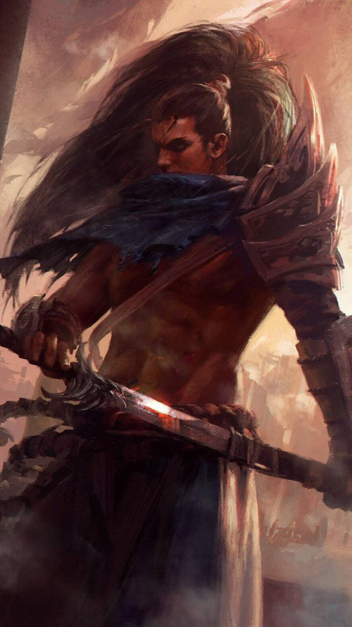 Yasuo Wallpaper By Talhafp 14 Free On Zedge