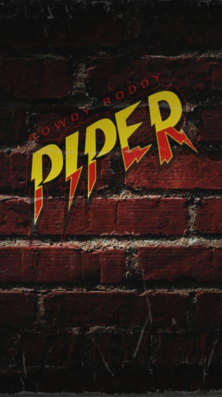 Rowdy Roddy Piper