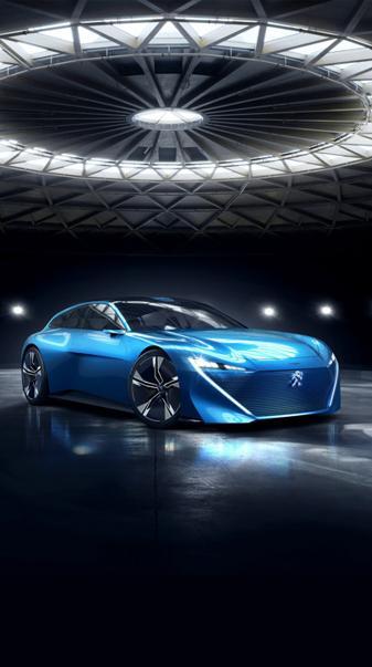 Technology car