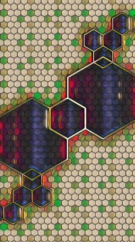 Hex Scale 14