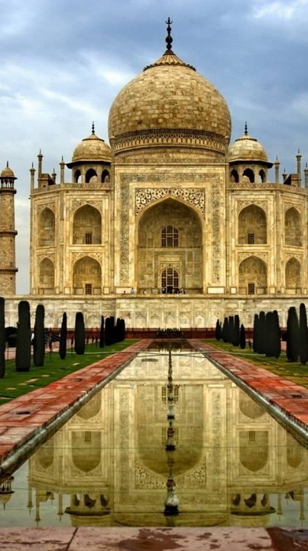 Taj Mahal Hd Wallpapers Free By Zedge