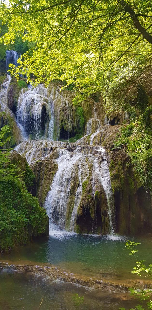 Bulgarian falls