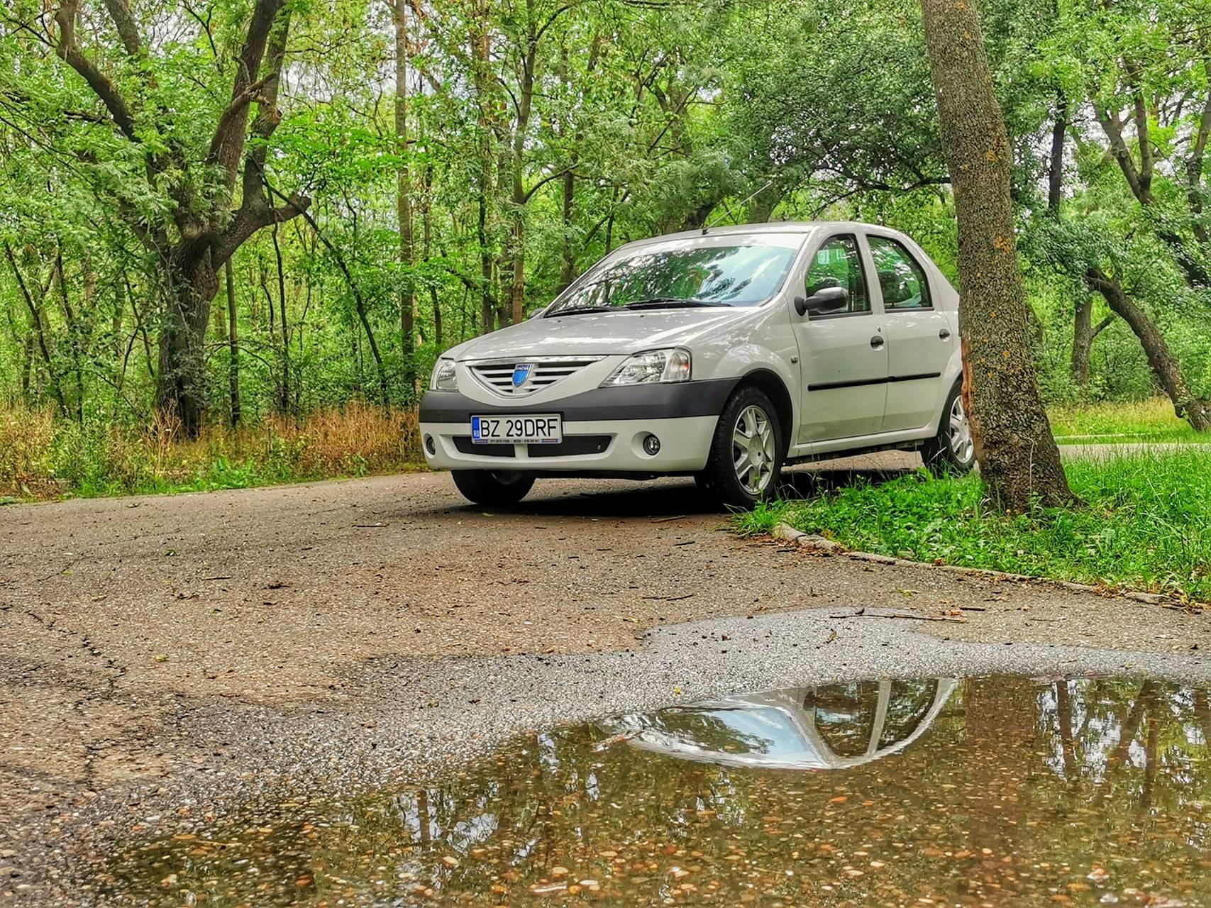 Dacia Logan Ambition