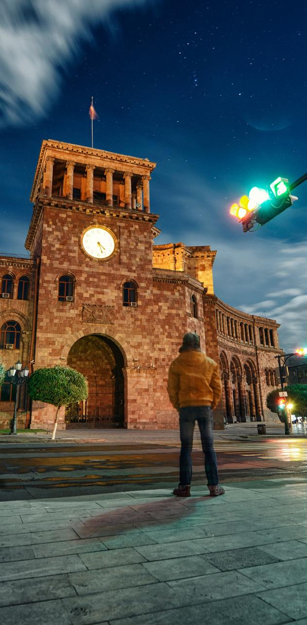 Yerevan City center