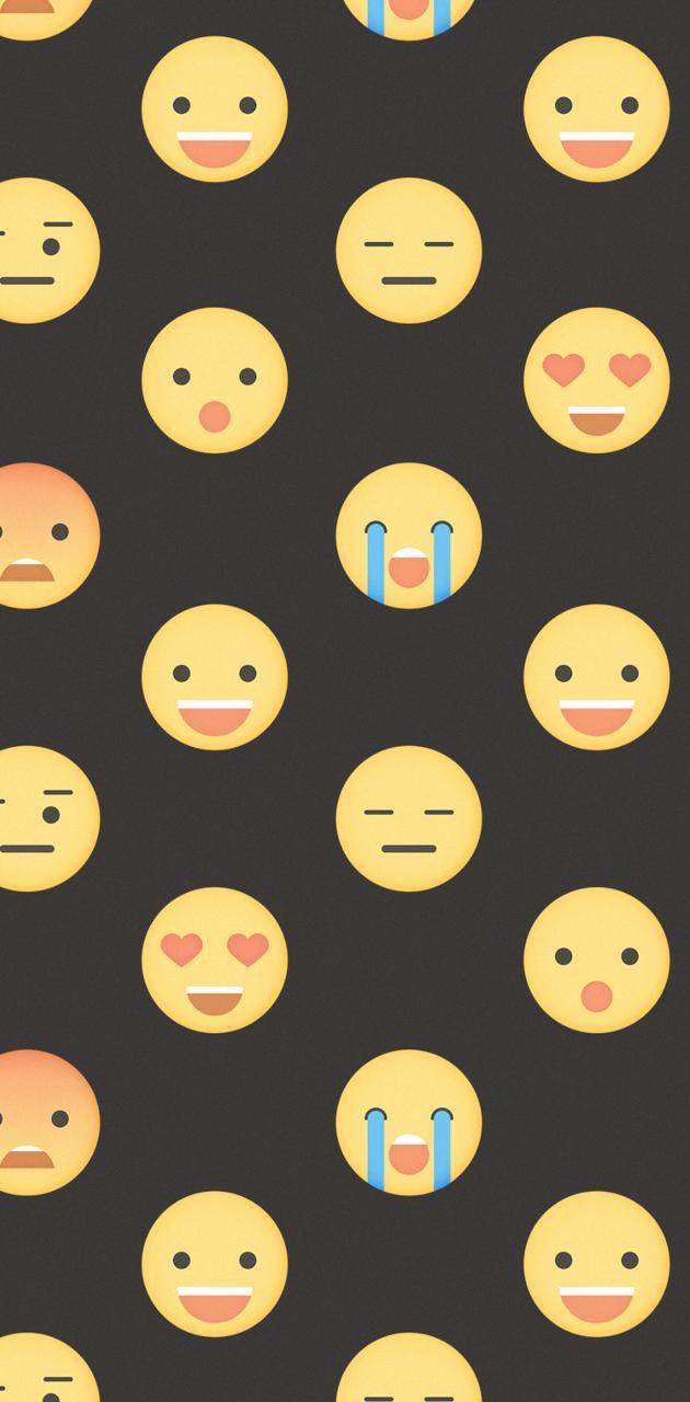 Smiles faces