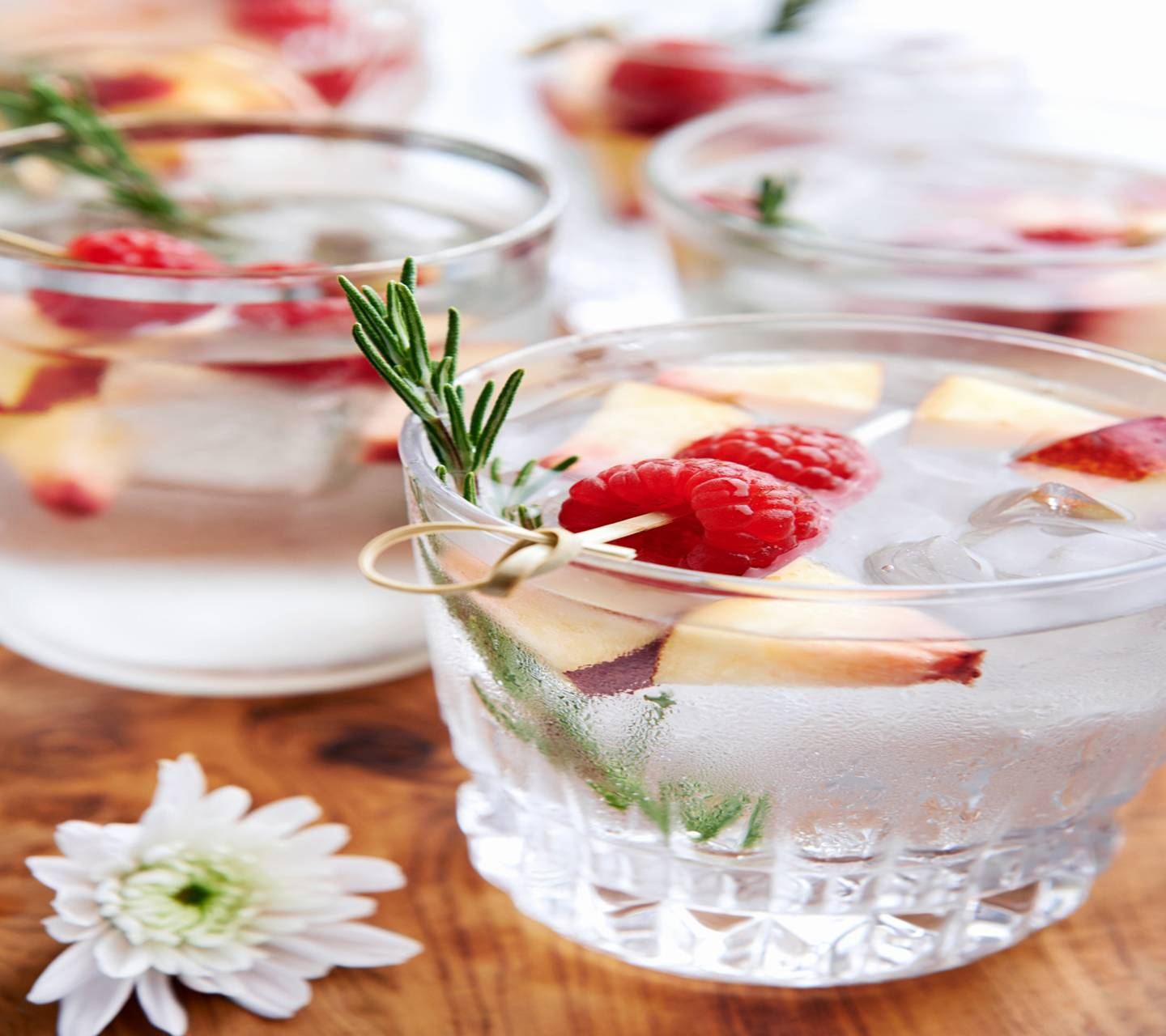 Berry Cocktails