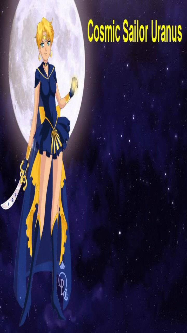 Cosmic Sailor Uranus