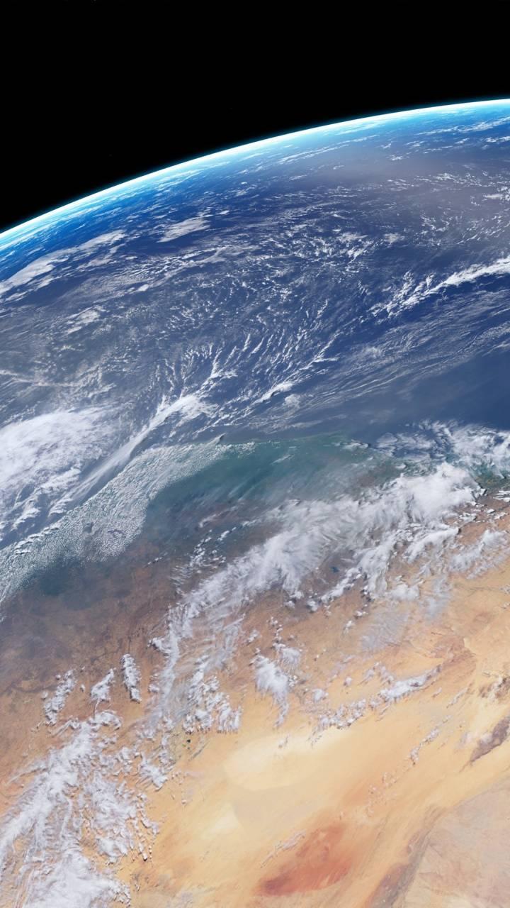 Earth Panorama 4K