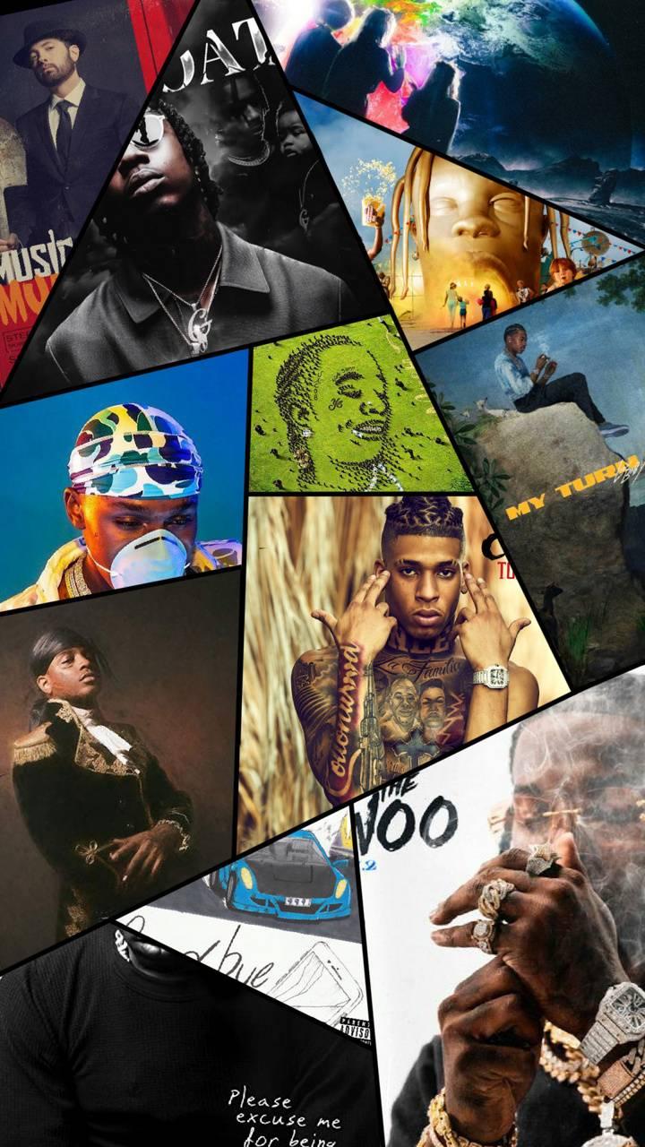 Rap Albums