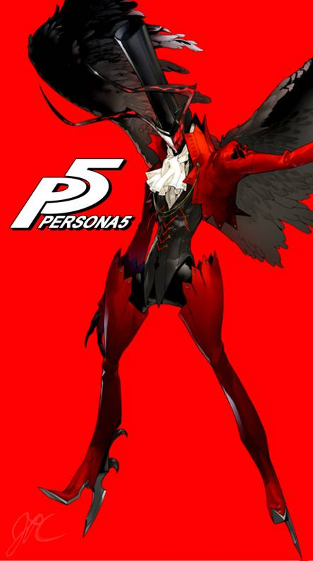 Persona 5 Arsene
