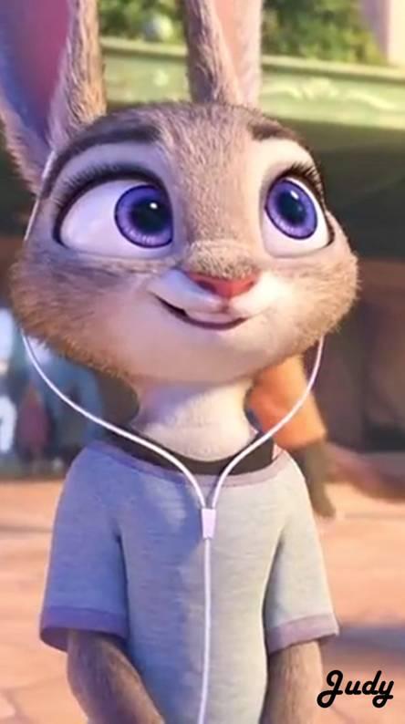 Character - Judy