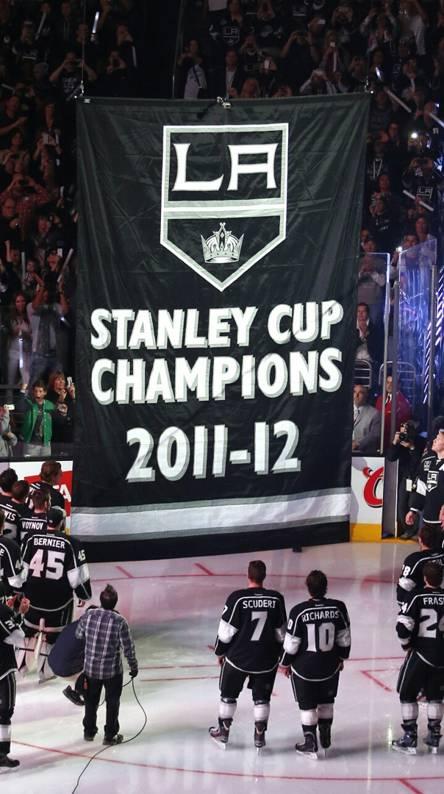 La Kings Banner
