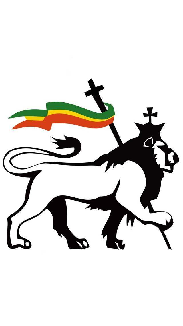 The Rasta Lion