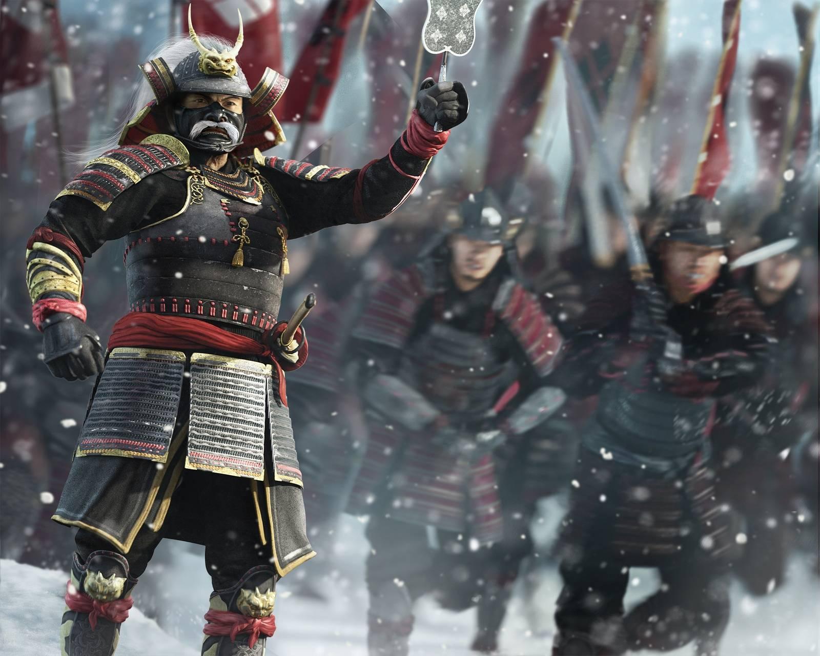 Samurai Japnese