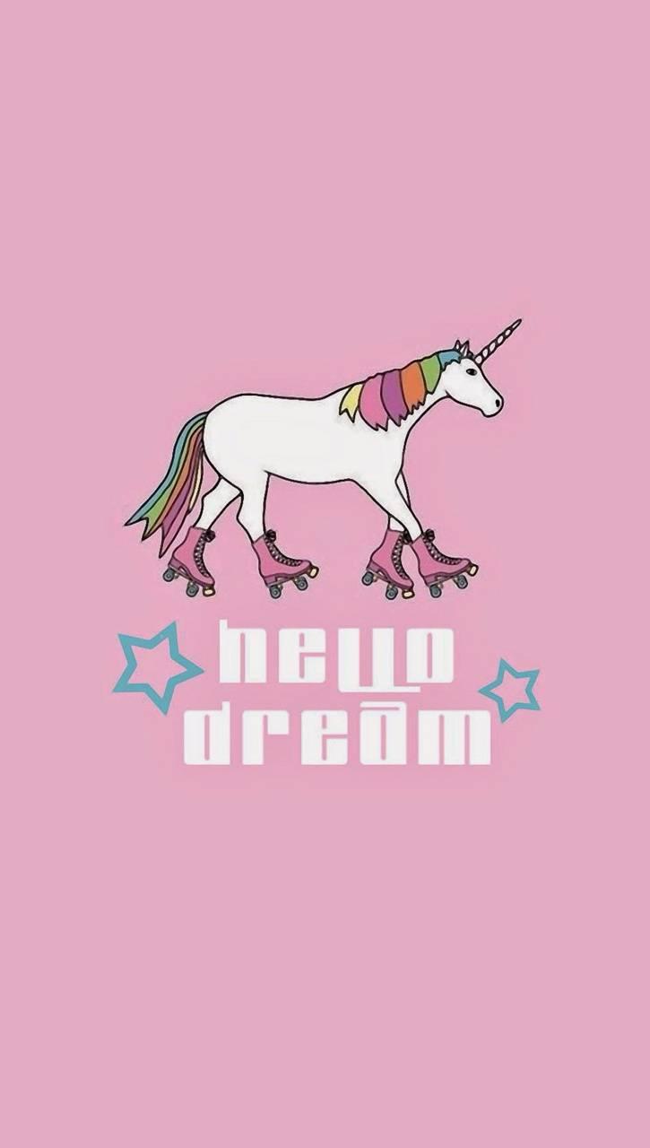 Unicorn on Skates