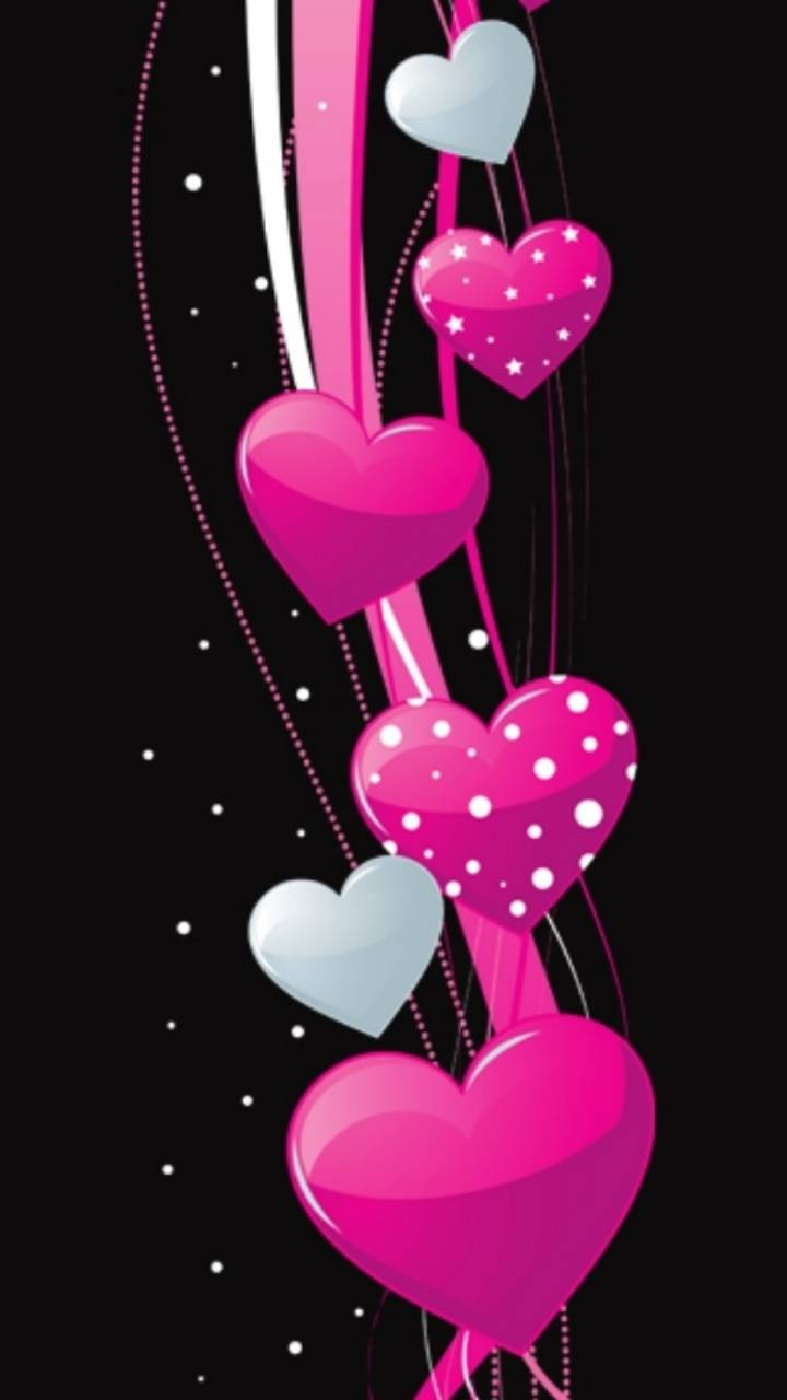 Falling Hearts Wallpaper By Perkygal96 95 Free On Zedge