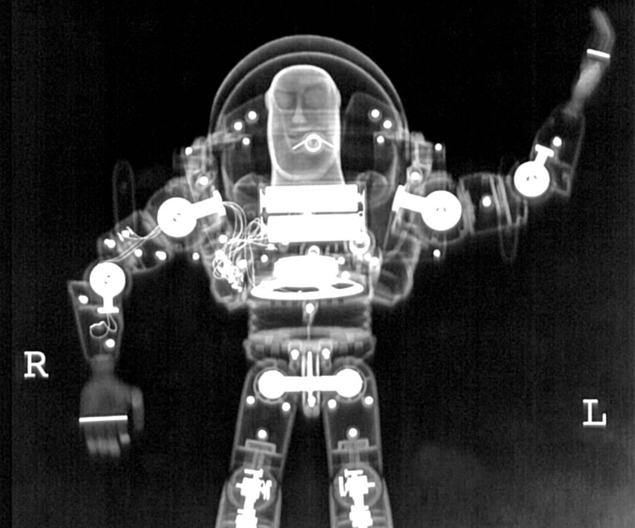 Buzz X Ray
