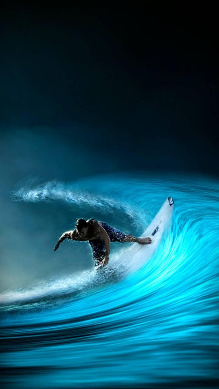 Breathtaking Surfing