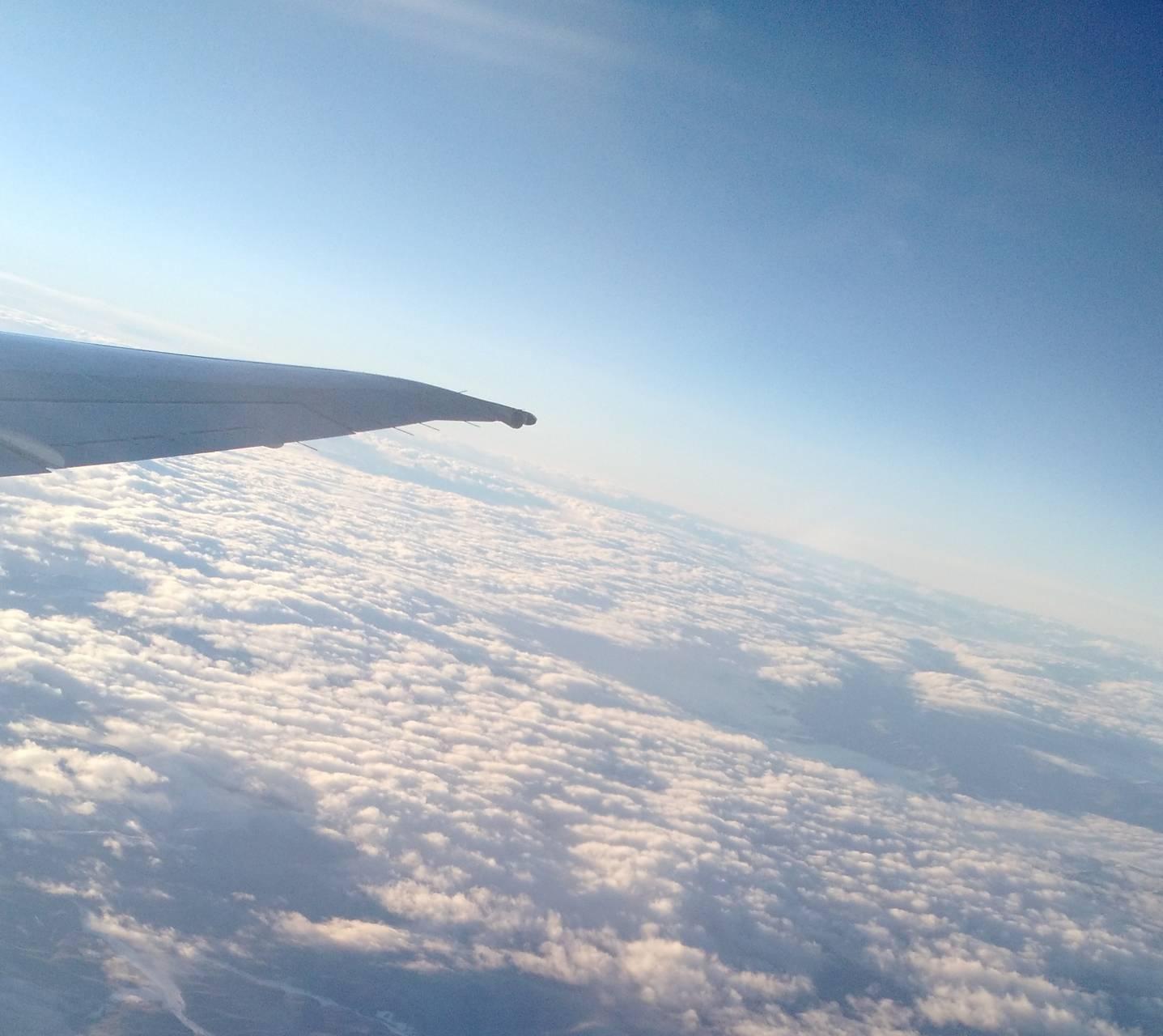 Flying the Sky