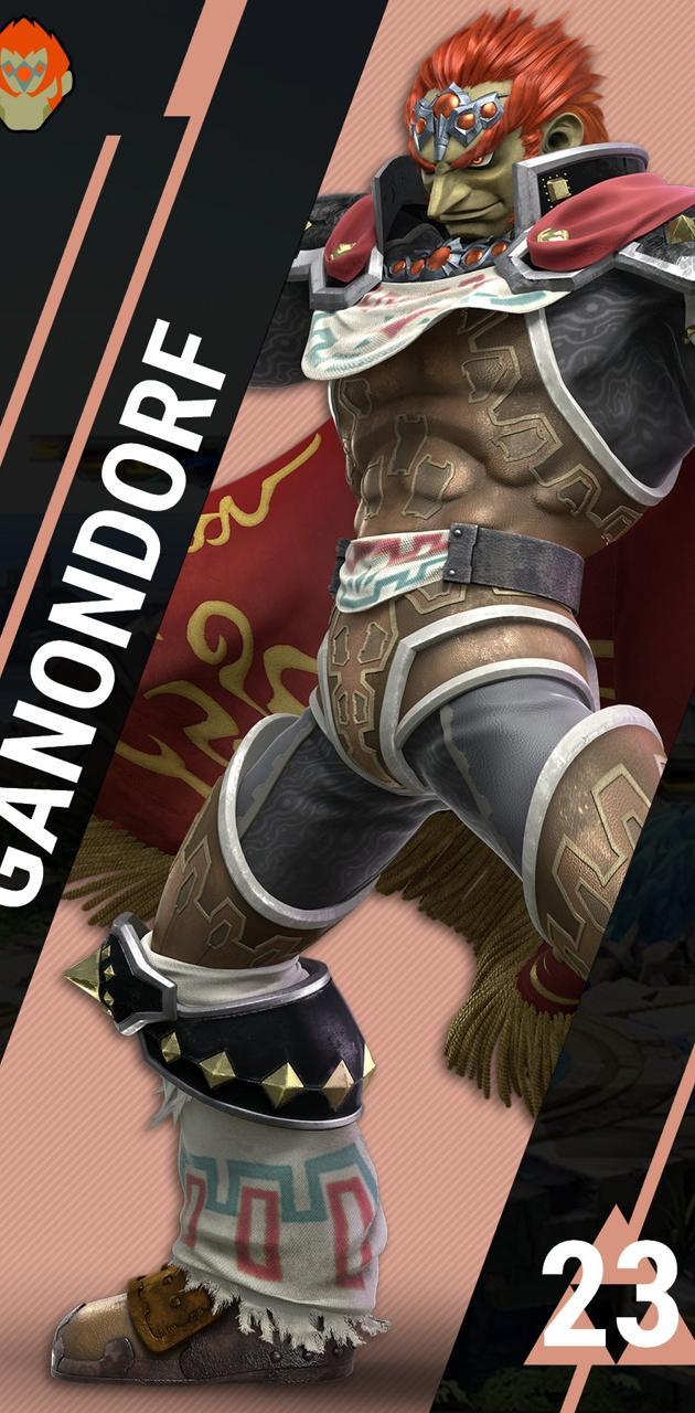 SSBU Ganondorf