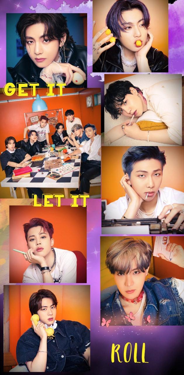 BTS - Butter