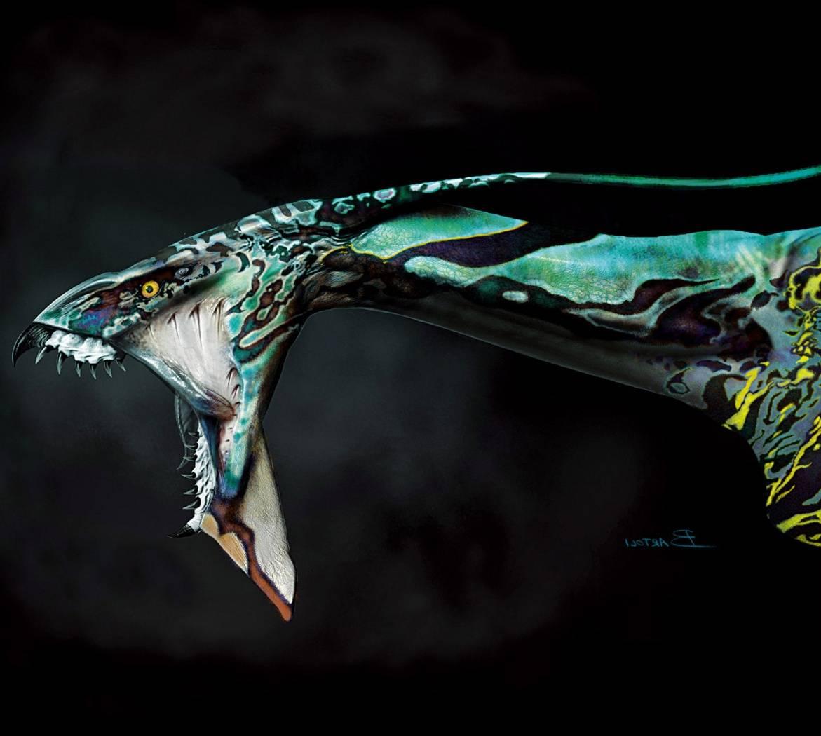 Leonopteryx Rex