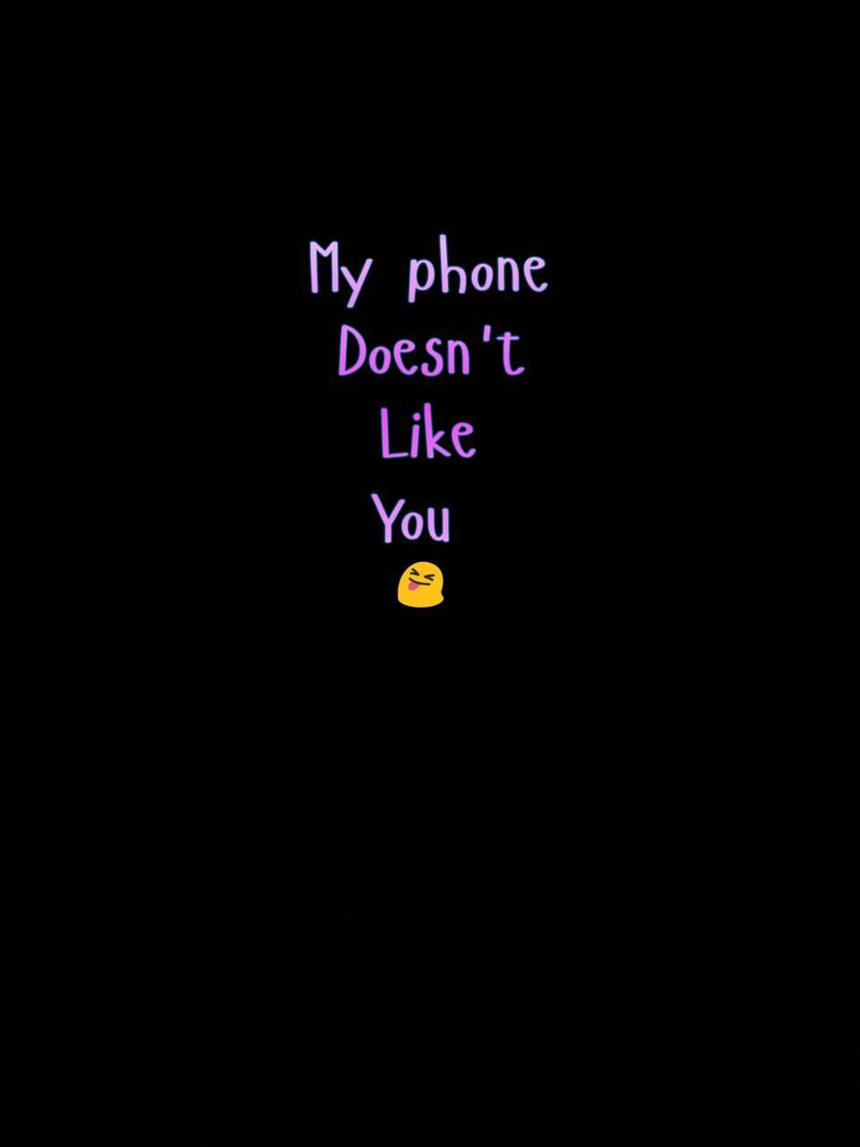 Phone lock