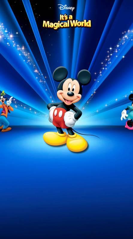 Disney Cartoon Wallpapers Free By Zedge