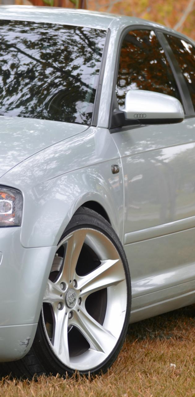 Audi A3 06 EU 589